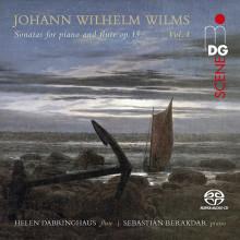JOHANN WILHELM WILMS: Sonate per piano e flauto - op.15