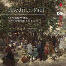 FRIEDRICH KIEL: Opere per violoncello e piano - integrale
