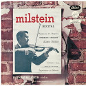 AA. VV.: A Nathan Milstein Recital