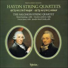 HAYDN: Quartetti per archi op.74 n.2 e 3