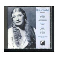 HELEN TRAUBEL in concerto 1947 - 1951