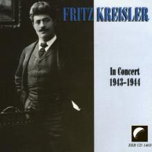 FRITZ KREISLER in concerto 1943 - 1944