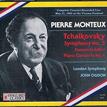 CIAIKOVSKY: Sinfonia N.5 - Piano Concerto N.1 - Romeo e Giulietta