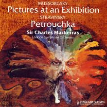 STRAVINSKY: Petrouchka - MUSSORGSKY: Quadri Di un Esposizione