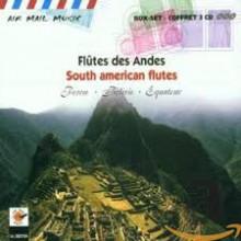 ANDE: Musica per flauto (3cds)