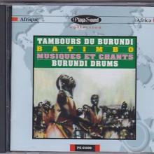 BURUNDI: Musica per percussioni
