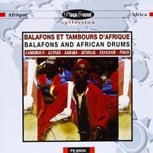 AFRICA: Balafons e tamburi
