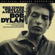 BOB DYLAN: The Times They Are A - Changin'