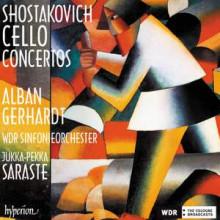 SHOSTAKOVICH: Concerti per violoncello N.1 & 2