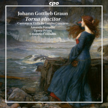 GRAUNJ OHANN GOTTLIEB: Cantatas & Viola da Gamba Concerto