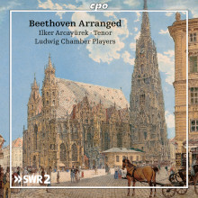 BEETHOVEN: Septet & Arrangiaments for tenor - Winds & string