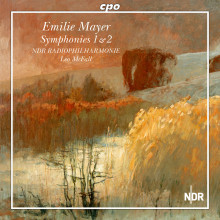 MAYER EMILY: Sinfonie N.1 & 2