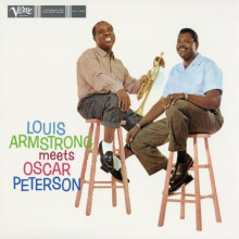 Louis Armstrong and Oscar Peterson: Louis Armstrong Meets Oscar Peterson  (Remastered)