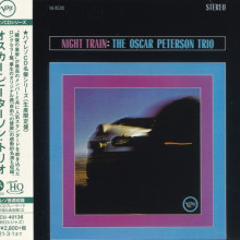 OSCAR PETERSON TRIO: Night Train