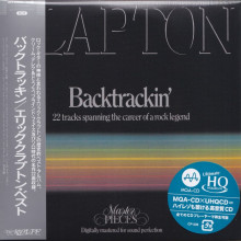 ERIC CLAPTON: Backtrackin'