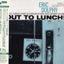 ERICH DOLPHY: Out to Lunch !
