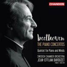 BEETHOVEN: I concerti per piano - Gran Quintetto - Op.16