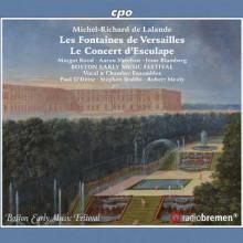 DE LALANDE: Les Fontaines de Versailles