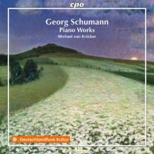 GEORG SCHUMANN: Opere per pianoforte