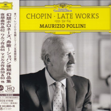 CHOPIN: Late Works opp. 59 - 64