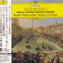 Adagio: Albinon i - Pachelbel - Boccherini - Respighi