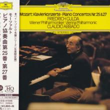 MOZART: Concerti per piano NN. 25 & 27
