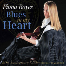 FIONA BOYES: Blues in my Heart