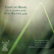 AA.VV.: Tempo do Brasil - Musica per chitarra e quartetto
