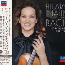 BACH: Sonate per violino NN.1 & 2 - Partita N.1