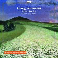 SCHUMANN GEORG : Opere per piano