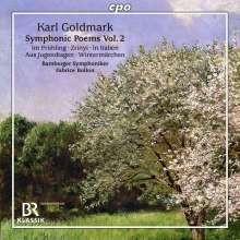 GOLDMARK KARL: Poemi sinfonici - Vol.2