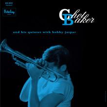 CHET BAKER:  Chet Baker Quintet with Bobby Jaspar