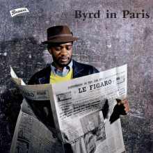 DONALD BYRD:  Byrd in Paris