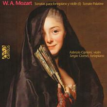MOZART: Sonate per fortepiano e violino