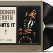 BOOKER ERVIN: That's it