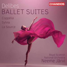 DELIBES: Suites per Balletti da Coppélia - Sylvia e La Source