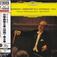 BEETHOVEN: Sinfonia N.6 'Pastorale' & Sinfonia N.8