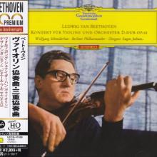 BEETHOVEN: Concerto per violino - Op.61 - Concerto per piano - violino - violoncello - Op.59