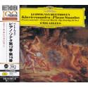 BEETHOVEN: Sonate per pianoforte op. 26 'Trauermarsch' e op. 31 n. 1