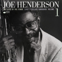 JOE HENDERSON: State of the Tenor Part 1
