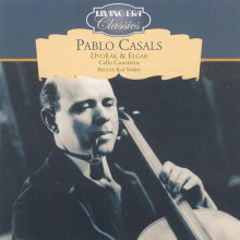 Pablo Casals interpreta Bruch - Dvorak - Elgar