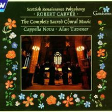 CARVER: The complete Sacred choral music