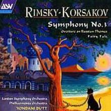 RIMSKY - KORSAKOV:Sinfonia N.3 - Overtures