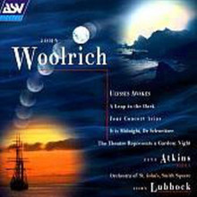 WOOLRICH: Musica per orchestra
