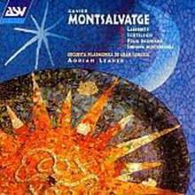 MONTSALVATGE: Musica sinfonica
