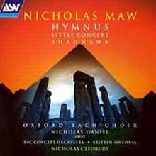 MAW NICHOLAS: Musica orchestrale