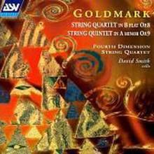 GOLDMARK: Quartetti e quintetti