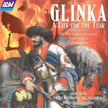 GLINKA: A Life for the Tzar - ect