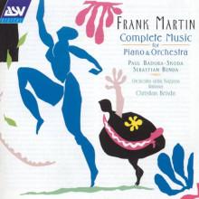 MARTIN: Integrale della musica per piano e orchestra
