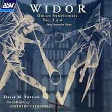 WIDOR: Sinfonie per organo N.3 & 6
